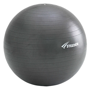 Steeden-Gym-Ball-Anti-Burst-Foot-Pump-Included-Free-AUS-Delivery