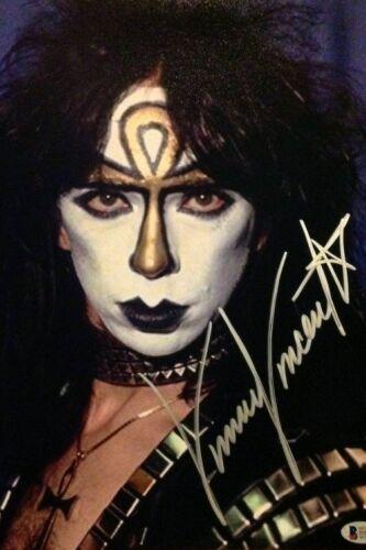 Vinnie Vincent Ankh Makeup Kiss 4x6 Photo Autograph Creatures of the Night