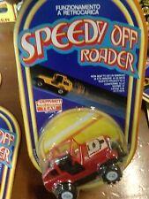 Giocattolo Ceppi Ratti Macchinina Jeep Retrocarica Speedy off Roader Rossa