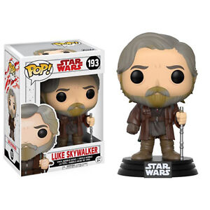 Funko-Star-Wars-The-Last-Jedi-POP-Luke-Skywalker-Vinyl-Figure-NEW-Toys-IN-STOCK