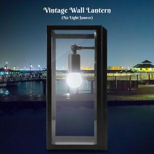Antique-Outdoor-Wall-Light-Lamp-Lantern-Sconce-Exterior-Porch-Lighting-Fixture