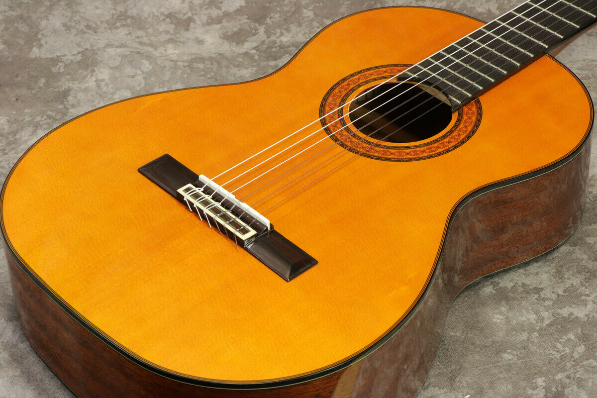 ARIA A-20 acoustic guitar Japan rare beautiful vintage popular EMS F   S