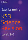 KS3 Science: Levels 3-6: Revision by Patricia Miller (Paperback, 2006)