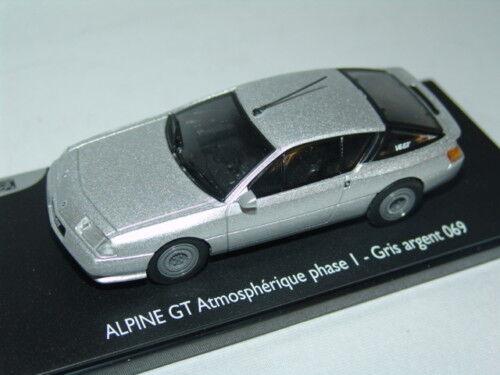 ALPINE GT ATMOSPHERIQUE PHASE 1 grey  1 43 ELIGOR