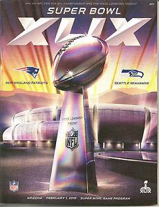 Image is loading Super-Bowl-XLIX-Holographic-Stadium-Program-Seattle- Seahawks- e20d01ea3