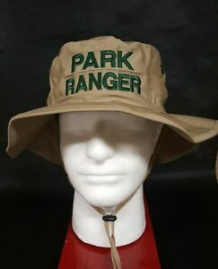 Image is loading PARK-RANGER-Boonie-Hat-Forestry-Service-USNPS-hat de304f18537