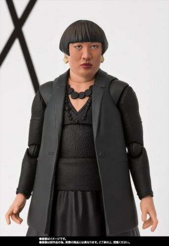 S.H.Figurines Yoko Fuchigami Action Figurine Bandai Neuf de Japon