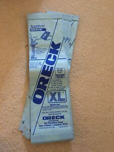 1 Oreck XL Upright Vacuum Bag #010-0219 fits XL 8300 888 200S 5000 5300 100C 988