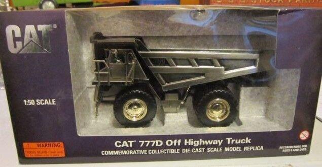 CAT 777D hors route camion commémorative 40,000 hors-route CAMIONS boîte d'origine