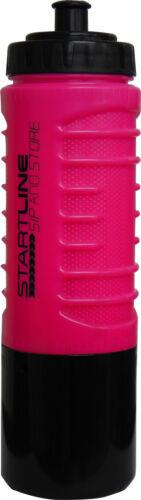 Sports Bouteille d'eau avec Snack compartiment de rangement Gym Entraînement Fitness Running