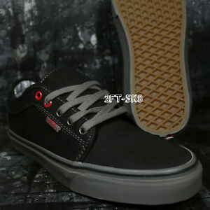 3e577828f7 VANS CHUKKA LOW NINTENDO CHECK BLACK MEN S SKATE SHOES S8A131.597