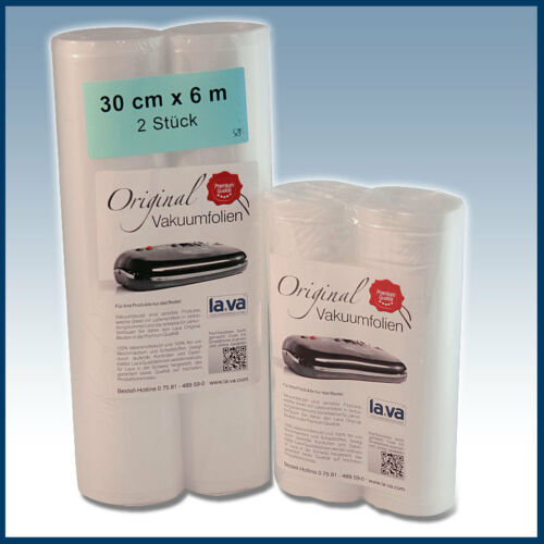 Swiss Made,Visit Shop for other Sizes VACUUM SEALER ROLLS 25CM X 12 METRES LONG