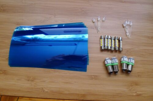 LED McIntosh Replacement Bulbs complete set kit MC2125 17 lamps lights filters