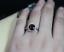 1-6ct-Cushion-Cut-Red-Garnet-Engagement-Ring-14k-White-Gold-Finish-Halo-Design thumbnail 2