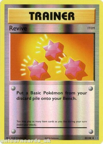 Revive 85//108 Evolutions Reverse Holo Mint Pokemon Card
