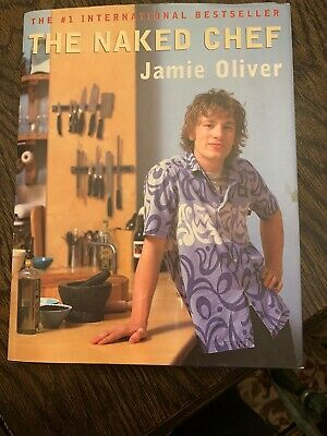 The Naked Chef by Jamie Oliver (2000, Hardcover) 9780786866175 | eBay