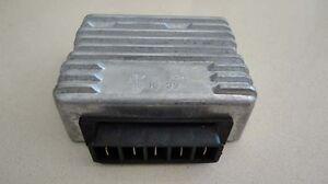 FOR LAMBRETTA /& VESPA REGULATOR /& COVER GP-LI-SX-TV 5 PIN 12 VOLT 96 WATT
