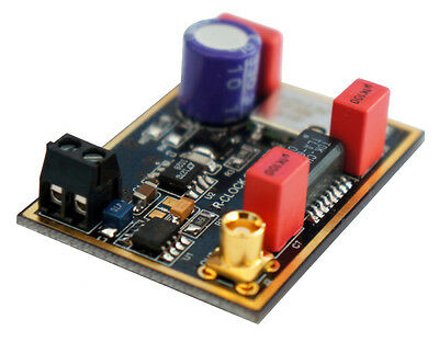 R-Clock:High Precision Low Jitter Reference Clock with Ultra Low Noise Regulator