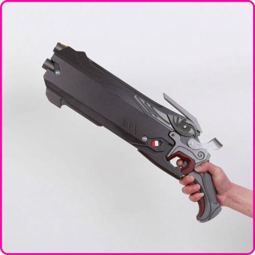 Overwatch Reaper fusils Cosplay Gun Prop PVC pour bal de promo Comic détenu en Stock
