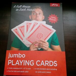 Nifty-8-5-x-11-Inch-Full-Standard-Deck-Jumbo-Playing-Cards
