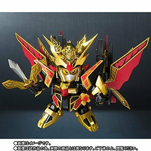 NEW SDX Hyper Senshi Gundam Boy DAIFUKU SHOUGUN Action Figure BANDAI from Japan