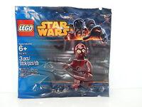 Lego Minifigure Star Wars Polybag Tc-4 Free Shipping