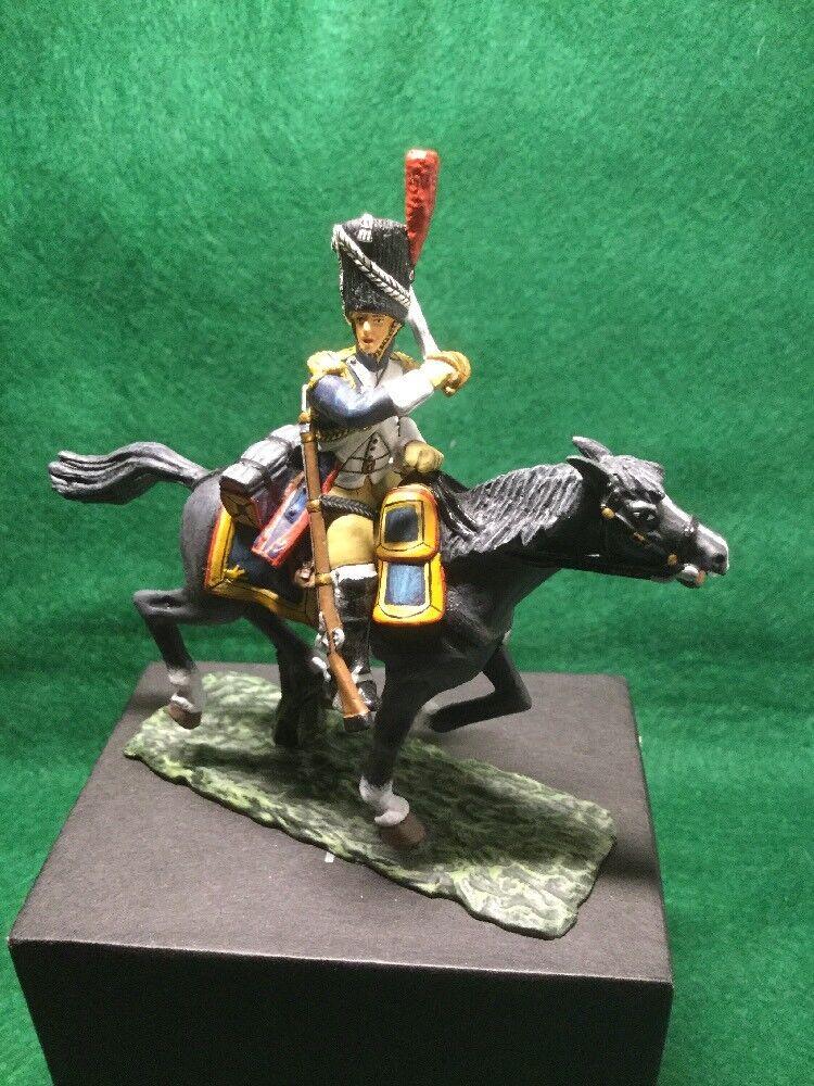 FRONTLINE FHG.1 FRENCH HORSE GRENADIER MOUNTED DRAWN SWORD (RETIRED)