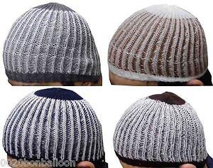 66876f6d2e0c9 Wool Kufi koofi Kofi Hat Topi Egyptian Skull Cap Beanie Men Islamic ...