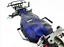 Pour-Traxxas-1-10-Controle-Radio-Voiture-mise-a-niveau-Slash-2wd-Galaxie-compacte-lumineuse-chassis miniature 1