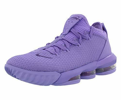 Nike Lebron 16 XVI Low Atomic Purple La