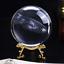 100mm-3D-Solar-System-Crystal-Universe-Ball-Glass-Miniature-Laser-Home-Decor thumbnail 1