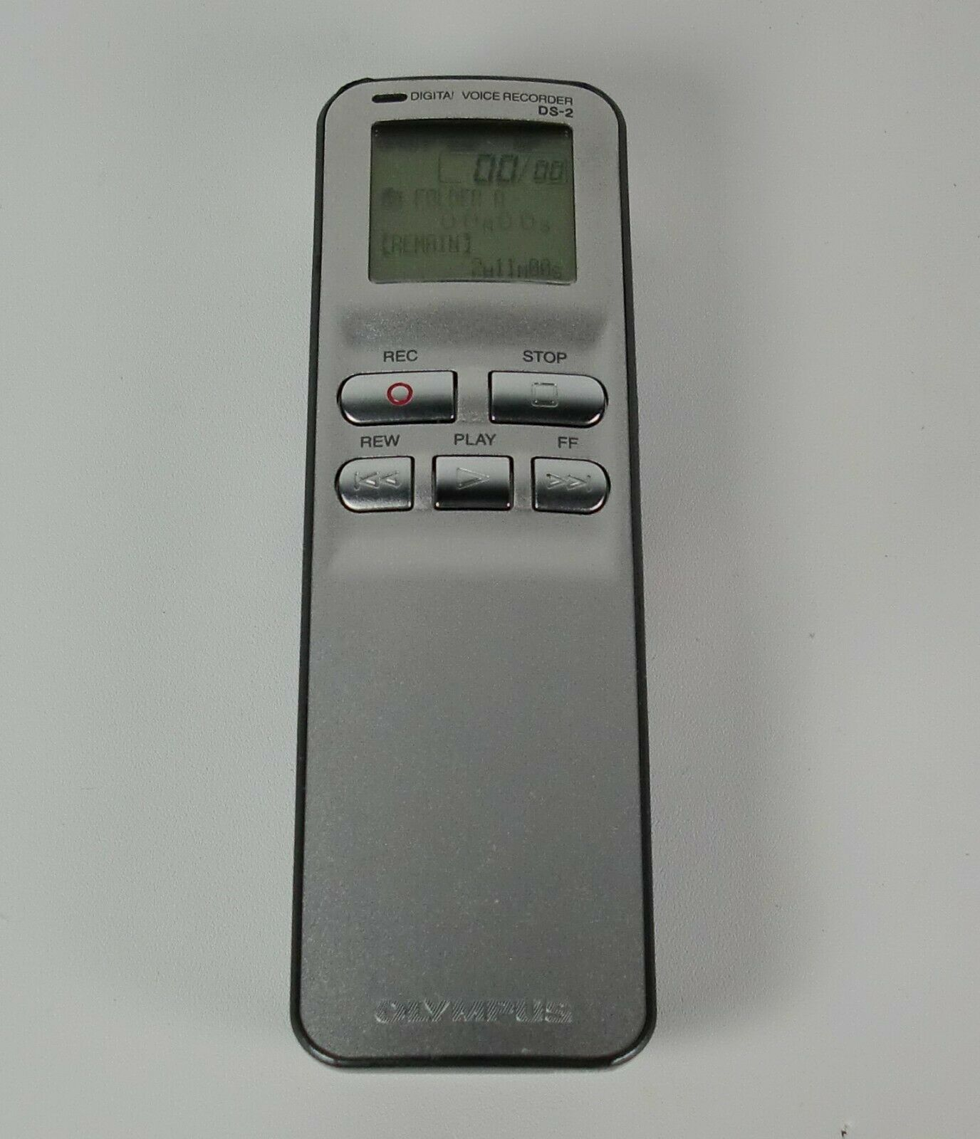 Dictation & Stenography 22 Hours in LP Mode Olympus DS-2 Digital ...