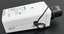 Pelco Ixps1 Sarix 05 Mp Indoor Daynight Fixed Box Ip Camera W 28 12mm Lens