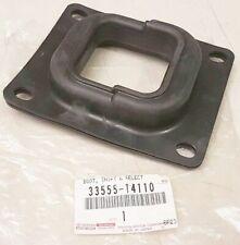 SHIFT LEVER 33555-60100 3355560100 Genuine Toyota BOOT
