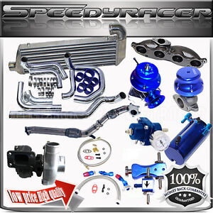 Precision Turbo Kit For Acura RSX TypeS K EBay - Acura rsx type s turbo for sale