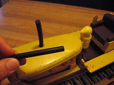 Best Exhaust Stack for Doepke D6, Caterpillar Cat Dozer, Repro. Pipe, Muffler
