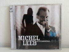 CD ALBUM MICHEL LEEB Je te donnerai 983428 7 CD + DVD
