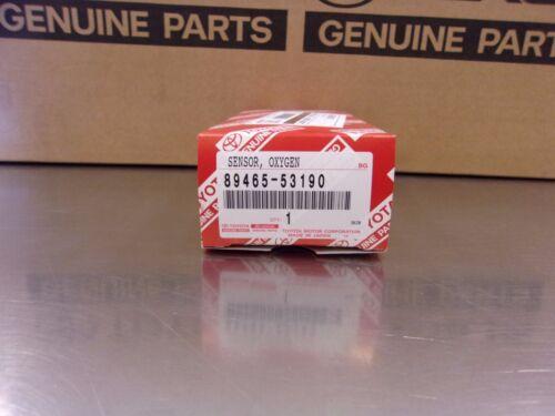 Sensor O2 Rear Oxygen Lexus 89465-53190 IS300 01-05 2JZGE Downstream B2S2