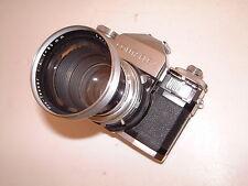 Sammlerauflösung - CONTAFLEX - Zeiss Ikon Objektiv Pro - Tessar 1:4  f = 85 mm