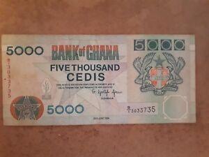 Ghana-5-000-Cedis-1994-VF