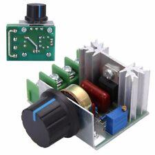 2000w 110220v Ac Scr Electric Voltage Regulator Motor Speed Control Controller