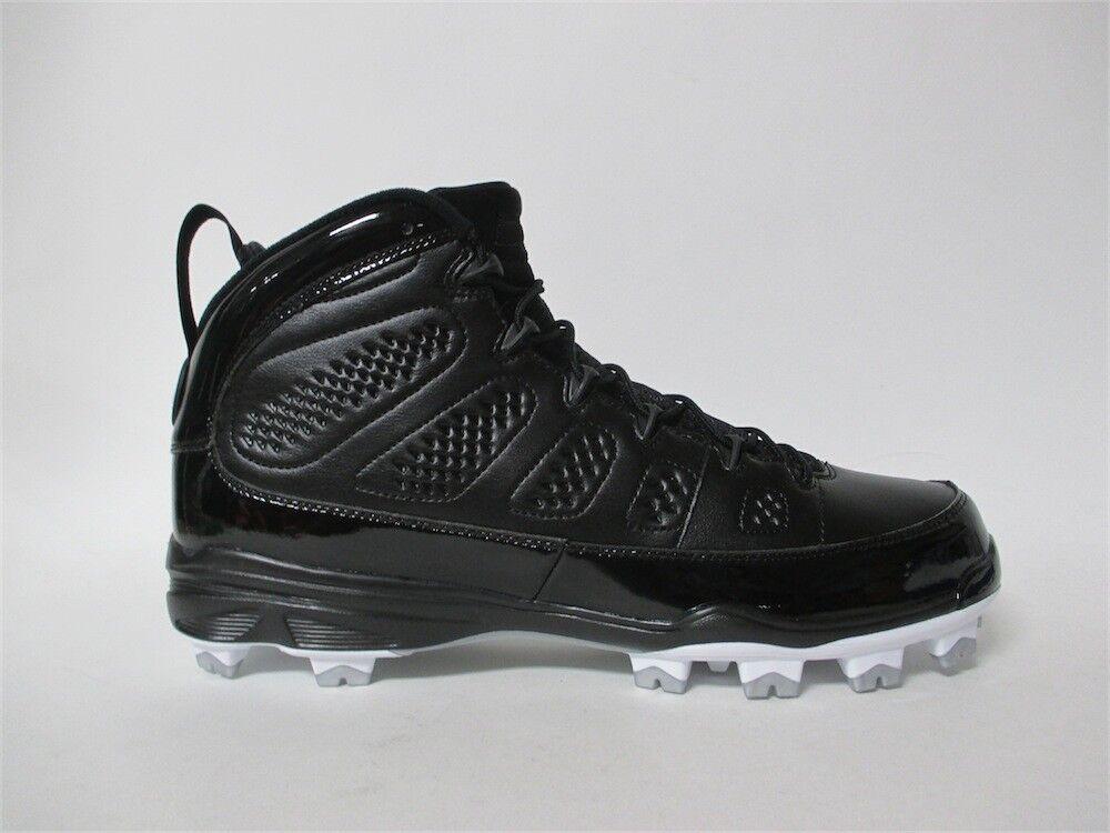 Nike Air Jordan 9 IX MCS Re Cleats Negro Blanco Re MCS 2 pect Béisbol AA1264011 abb62a