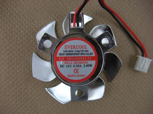 45mm Fan For ATI nVIDIA VGA Video Card EC5010SH12C 043