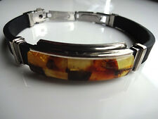 Stilvolle Baltischen  mit Bernstein Armband
