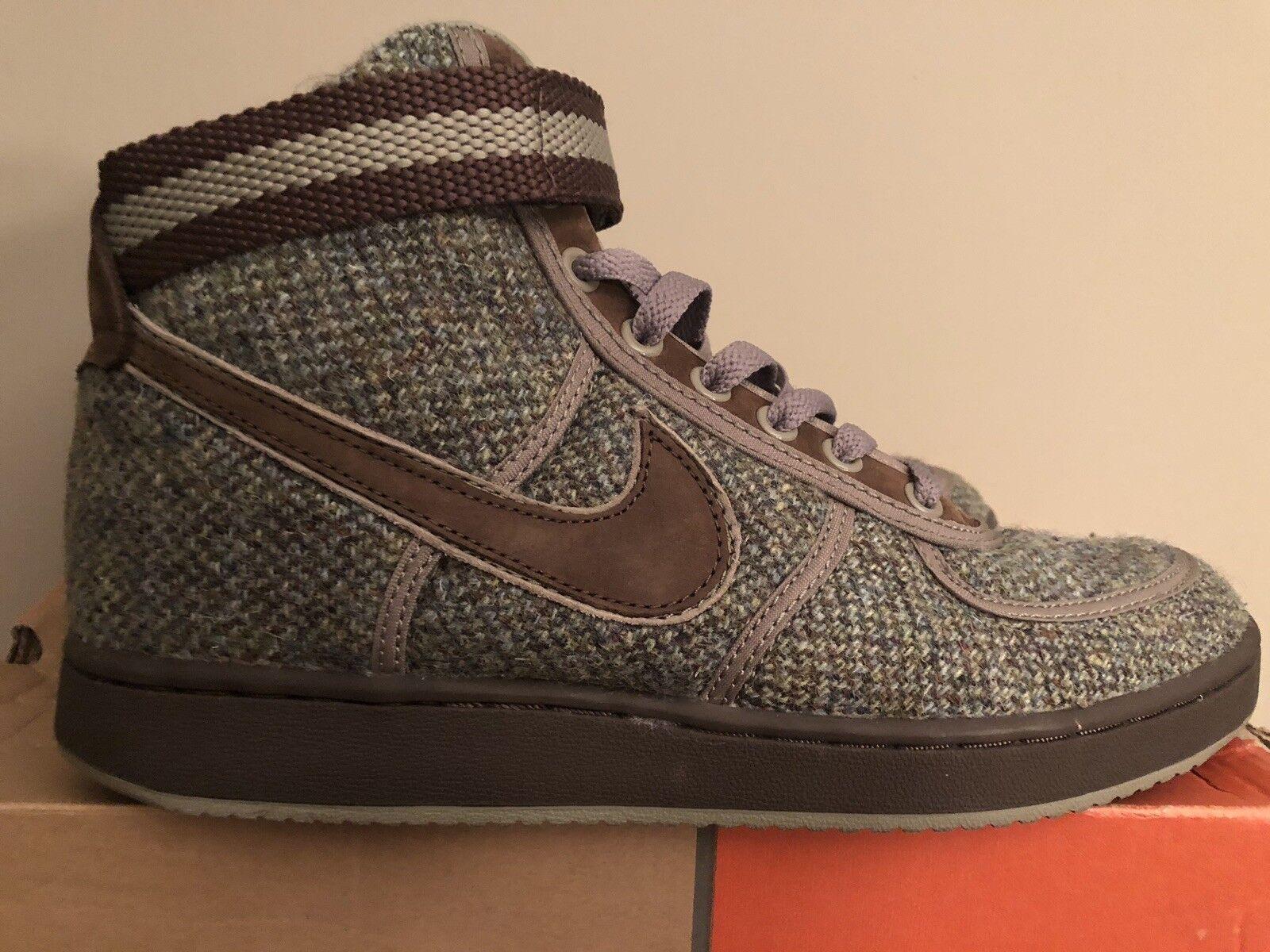 Nike Donne Vandalo Sp Alto Tweed Supremo Con Elliot Sonodiventate Sz 9