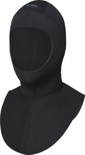 BARE 5 mm ELASTEK Wet Hood, langer Kragen - Kopfhaube - Tauchanzug