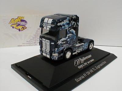 "Herpa Scania R TL Zugmaschine /""Stelzl 1:87 #110921 Edition 8/"""
