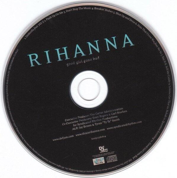 Rihanna: Good Girl Gone Bad, R&B