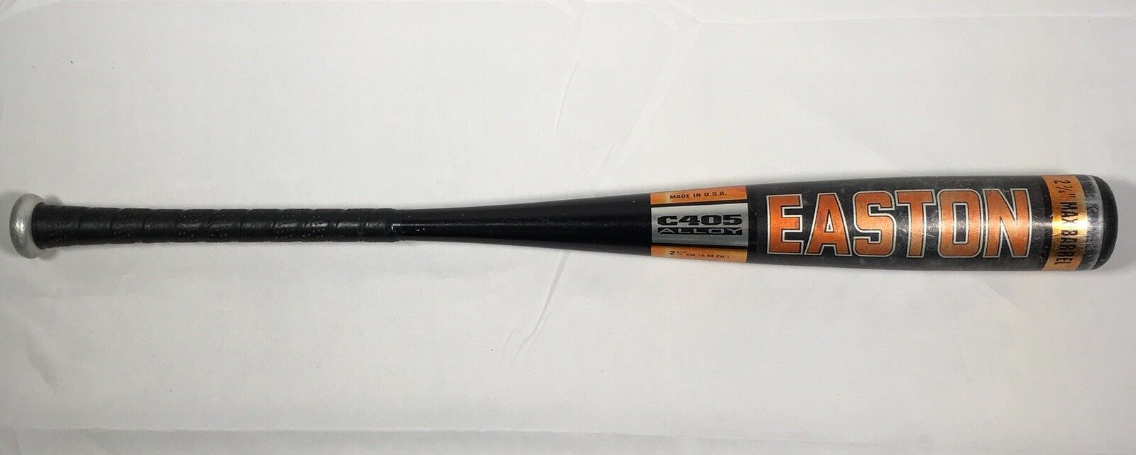 Easton Reflex BRX5E C405 bate de béisbol 31  26 OZ. 2 3 4  Max barril Hecho en EE. UU.