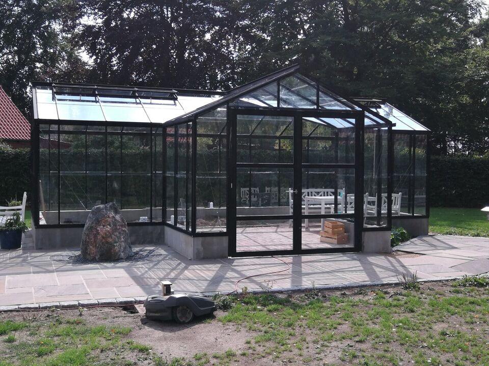 Stort drivhus eller orangeri?